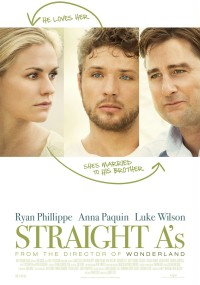 Straight A's (2013) plakat