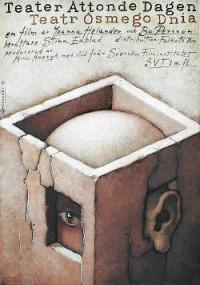 Teatr ósmego dnia (1992) plakat