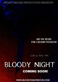 Bloody Night (2013) plakat