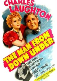 The Man from Down Under (1943) plakat
