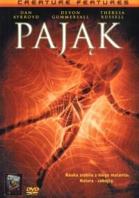 Pająk (2001) plakat