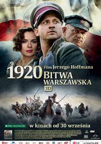 1920 Bitwa Warszawska (2011) plakat