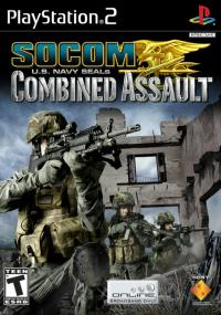 SOCOM: U.S. Navy SEALs Combined Assault (2006) plakat