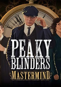 Peaky Blinders: Mastermind (2020) plakat