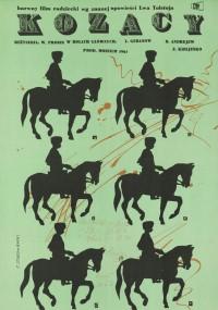 Kozacy (1961) plakat
