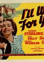 I'll Wait for You (1941) plakat