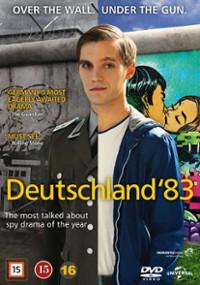 Szpieg D'83 (2015) plakat