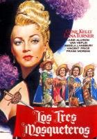 plakat - Trzej muszkieterowie (1948)