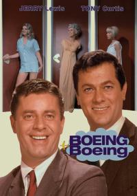 Boeing Boeing (1965) plakat