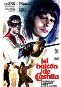 Jastrząb z Kastylii (1967) plakat
