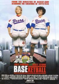 Bejsbolo - kosz (1998) plakat