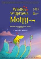 plakat - Wielka wyprawa Molly (2016)