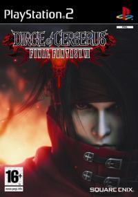 Dirge of Cerberus: Final Fantasy VII (2006) plakat