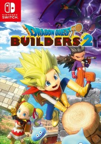 Dragon Quest Builders 2 (2018) plakat