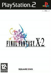 Final Fantasy X-2 (2003) plakat