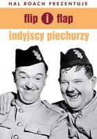 Flip i Flap: Indyjscy piechurzy (1935) plakat
