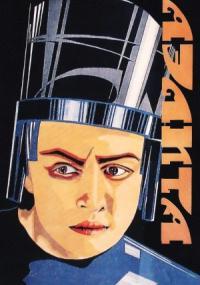 Aelita (1924) plakat