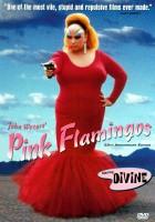 plakat - Różowe Flamingi (1972)