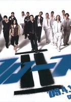 Crows Zero II (2009) plakat