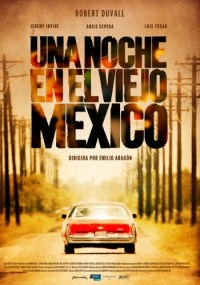 A Night in Old Mexico (2013) plakat
