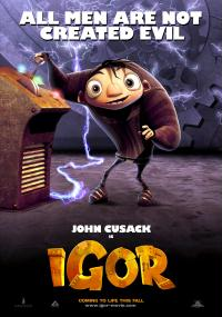 Igor (2008) plakat