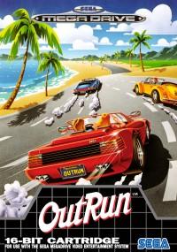 OutRun (1986) plakat