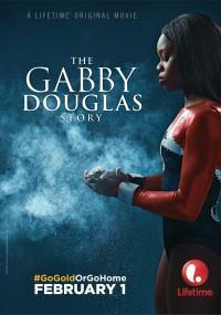 Historia Gabby Douglas (2014) plakat