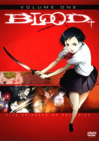 Blood+ (2005) plakat