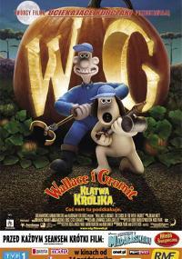 Wallace i Gromit: Klątwa królika (2005) plakat