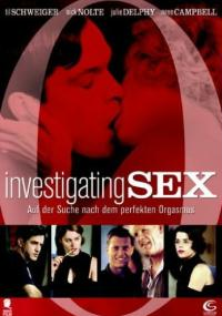 Investigating Sex (2001) plakat