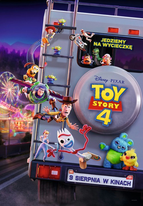 Toy Story 4 online na Zalukaj