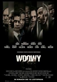 Wdowy (2018) plakat