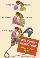 Full of Life (1956) plakat