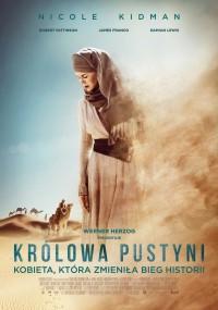 Królowa pustyni (2015) plakat