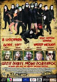 Gdzie diabeł mówi dobranoc (2012) plakat