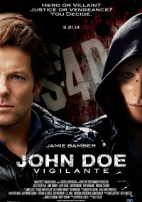 John Doe: Samozwańczy strażnik (2014) plakat