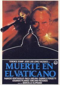 Morte in Vaticano (1982) plakat