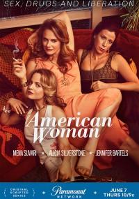 American Woman (2018) plakat