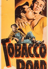 Na tytoniowym szlaku (1941) plakat