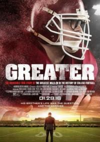 Greater (2016) plakat