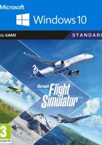 Microsoft Flight Simulator (2020) plakat