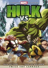 Hulk - Podwójne starcie