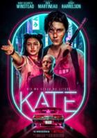 plakat - Kate (2021)