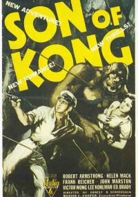 The Son of Kong (1933) plakat