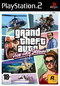Grand Theft Auto: Vice City Stories (2006) plakat