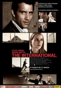 The International (2009) plakat