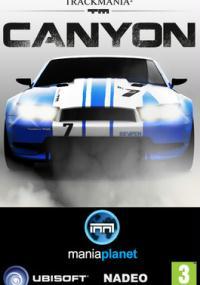 TrackMania 2: Canyon (2011) plakat