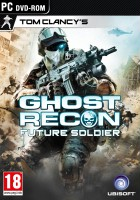 plakat - Tom Clancy's Ghost Recon: Future Soldier (2012)