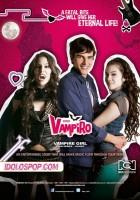 plakat - Chica Vampiro. Nastoletnia wampirzyca (2013)
