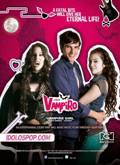 Chica Vampiro. Nastoletnia wampirzyca